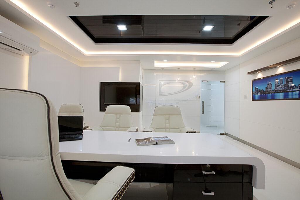 Varsha Group Office At Navi Mumbai Interior Designer In