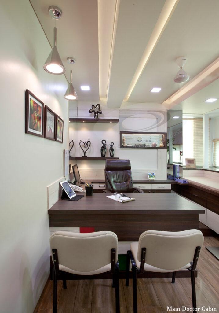 Dr Rahul M Patil Vihaan Hospital Inderior Designer In
